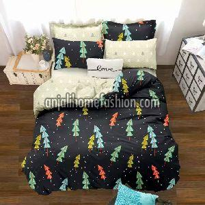 Polyester Bed Sheet 04