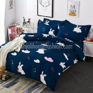 Polyester Bed Sheet 07