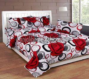Rotary Print Bed Sheet 01