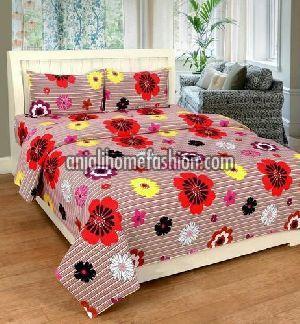 Rotary Print Bed Sheet 02