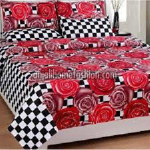 Rotary Print Bed Sheet 03