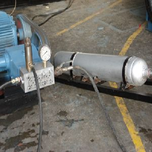 High Pressure Hydro Testing Pump