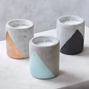 Concrete Candle Holder (Stand)