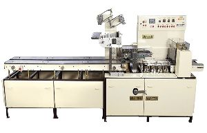 Cream Biscuit Packing Machine