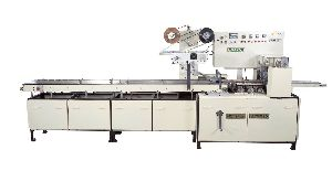 Slice Cake Packing Machine