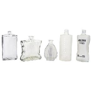 Cosmetic Glass Bottle