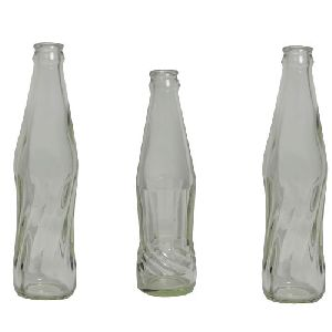 Soft Drink Glass Bottle