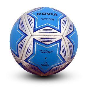 12 Panel CYCLONE soccer ball