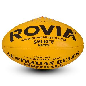 RSA 603 Australian Leather Rules Football