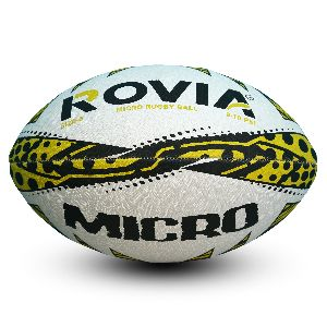 Machine Stitched Rugby Ball