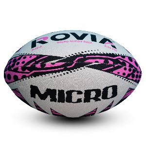 Rugby Machine Stitched ball