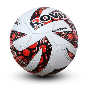 RSS 283 BLACK VISION Soccer Ball