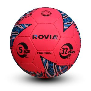 RSS 282 HIGH VISIBLE FLUORO Soccer Ball