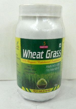 Wheat Grass Juice With Tulsi AND Giloy