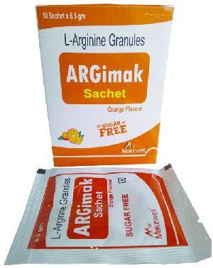 ARGimak Sachet Granules L - Arginine