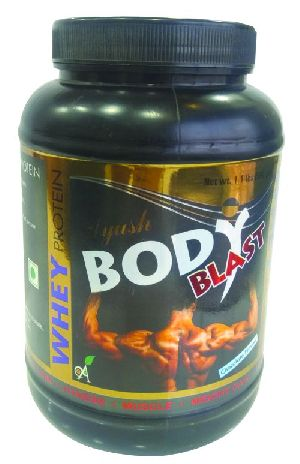 Body Blast Protein Powder