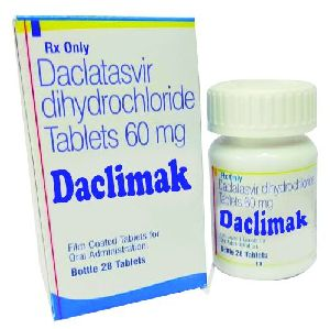 Daclimak 60mg Tablets