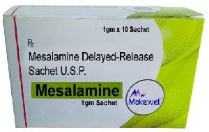 Mesalamine Sachet
