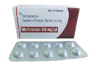 Nitrofurantoin SR 100mg Tablets