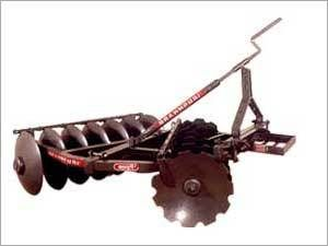 Bearing Type Mounted Offset Disc Harrow