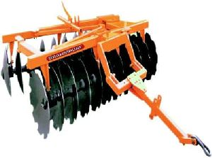Heavy Duty Mounted Offset Disc Harrow