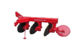 Square Beam Disc Plough
