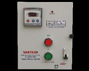 Royal Single Phase Motor Starter Control Panel