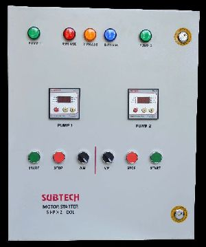 Sump Pump Control Panels
