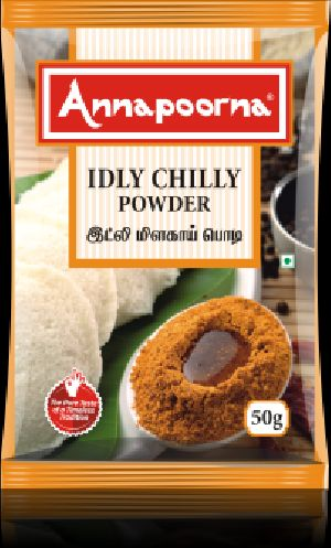 Idly Chilly Powder