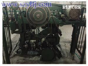 Frequency Invertion Control Modification Of Mule Spinning