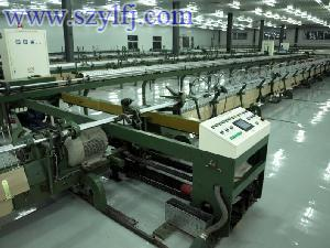 Numerical Controlled Tangential Belt Mule Spinning Machine YZD