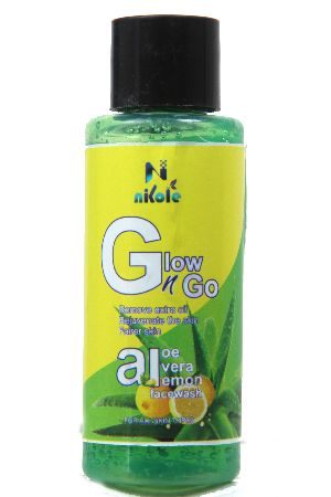 Aloe Vera Lemon Face Wash