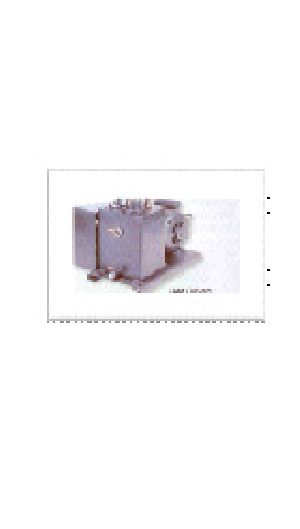 Oiled Sealed High Vacuum Pump