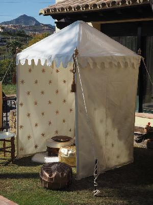 Beach Camping Tent 06