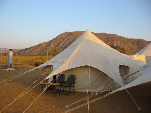 Desert Camping Tents 07