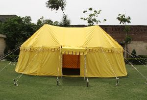 Oval Tent 01