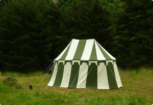 Oval Tent 04