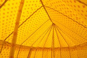 Oval Tent 06
