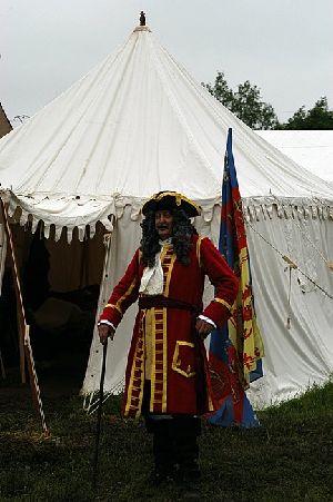 Warrior Square Tent 07