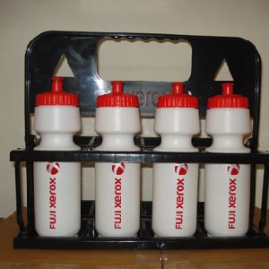 Bottles with Stand Carrier