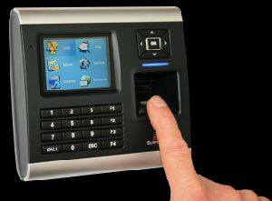Divinezon Biometric Fingerprint Based Time & Attendance System Machine USB Plug & Play