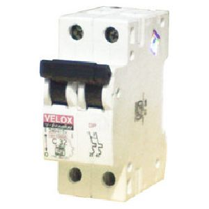 Miniature Circuit Breaker - Double Pole