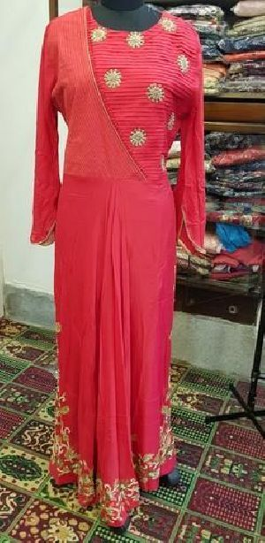 Party Wear Gown
