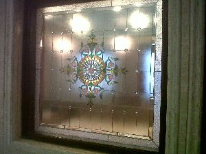 Laminated Art Glass