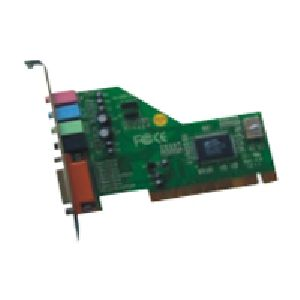4 Channel Sound Card