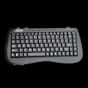 Mini Multimedia USB Keyboard