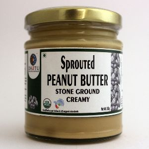 Sprouted Peanut Butter