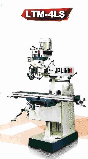 Vertical Turret Milling Machine (LTM-4LS)