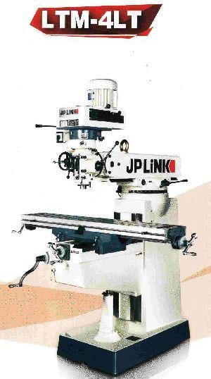 Vertical Turret Milling Machine (LTM-4LT)