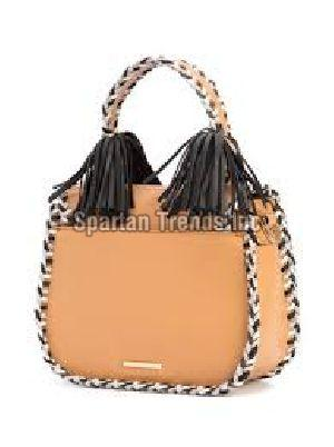 Braided Leather Handbags